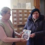 Письменниця та мистецтвознавець Лариса Іванівна Толочко – людина досить відома в Києві.