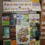 5 вересня до Року німецької мови в Україні в бібліотеці імені Андрія Головка розгорнуто книжкову виставку