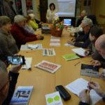 3 березня в бібліотеці імені Олександра Грибоєдова відбулося 103-є засідання краєзнавчого клубу «Кияни».